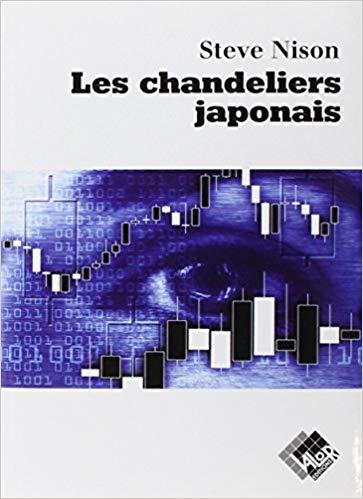 livre chandeliers japonais steve nison couverture