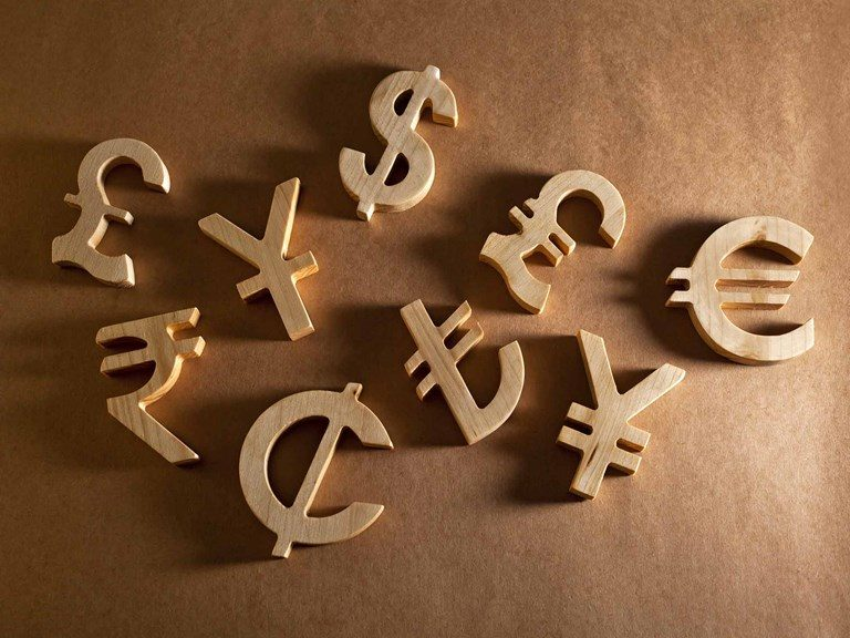 devises majeures