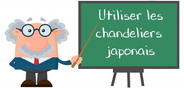 découvrir les chandeliers japonais