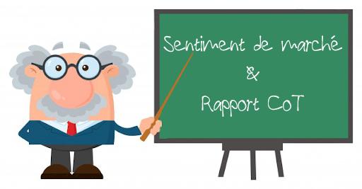 rapport cot sentiment marche